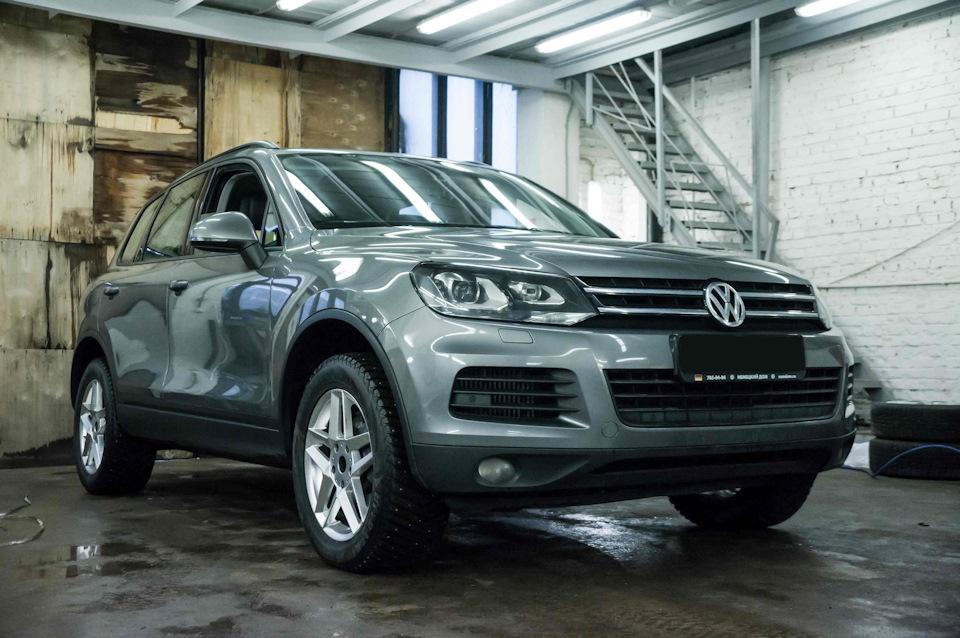 Volkswagen Touareg TDI ТО 60000 км