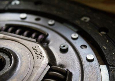 Замена сцепления Ford Focus 2