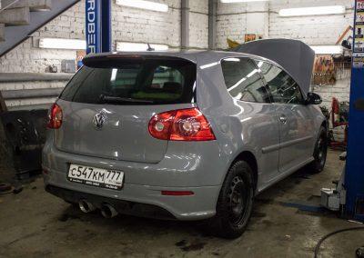 Замена цепи VW Golf 1.4 TSI 140 л.с.