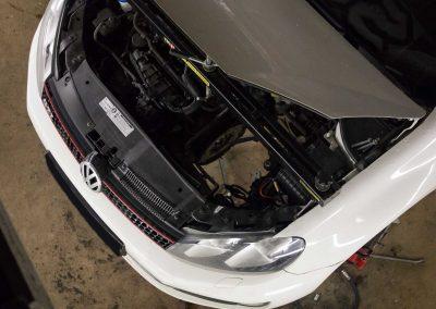 Ремонт и обслуживание Volkswagen Golf GTI MK6