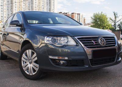 Замена поршневой Volkswagen Passat B6 (Устранение масложора)