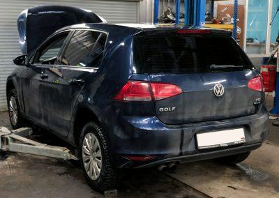 Замена ремня ГРМ 1.4 TSI Volkswagen Golf MK7