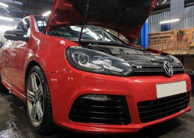 Замена комплекта ремня ГРМ Volkswagen Golf R MK6