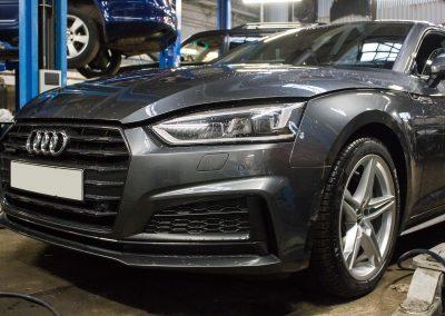 Техническое обслуживание Audi A5 2.0 TDI
