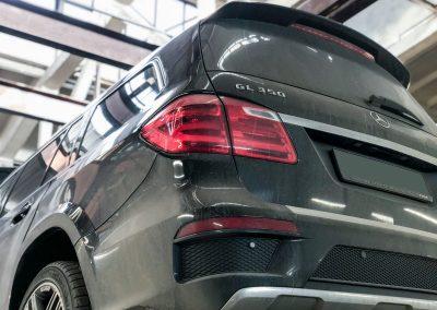 Плановое техническое обслуживание Mercedes-Benz GL 350