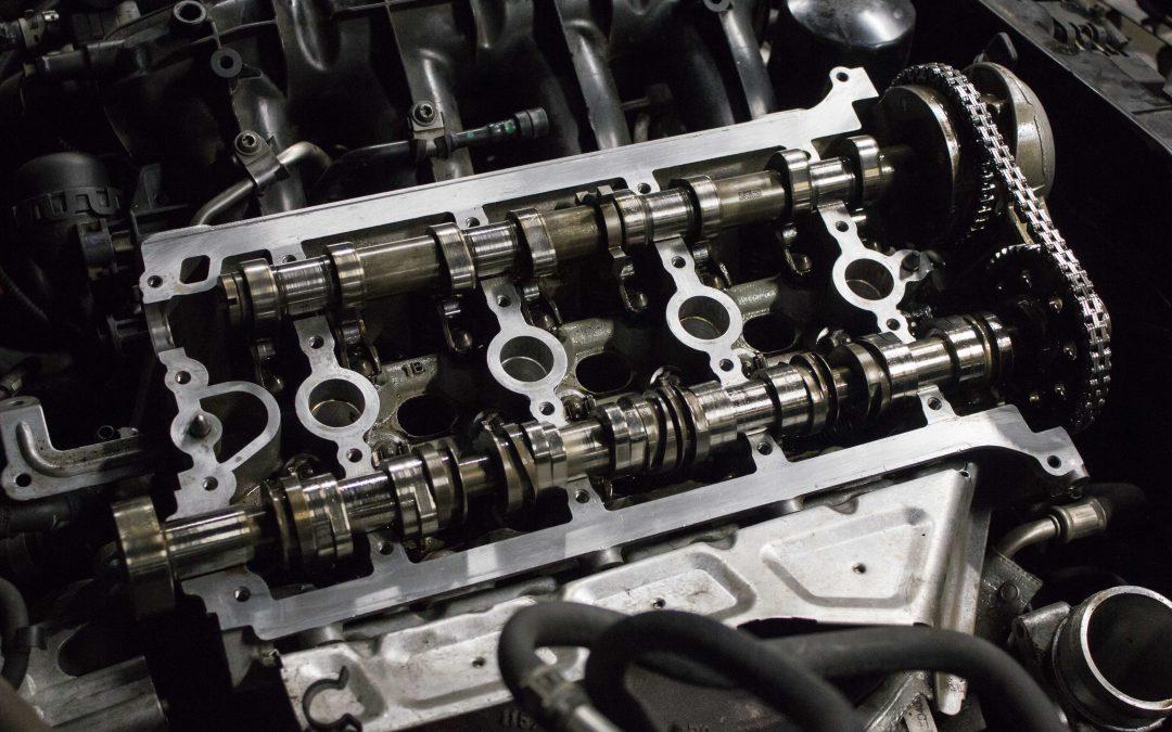 Переуплотнение плоскости клапанной крышки Audi A5 2.0 TFSI