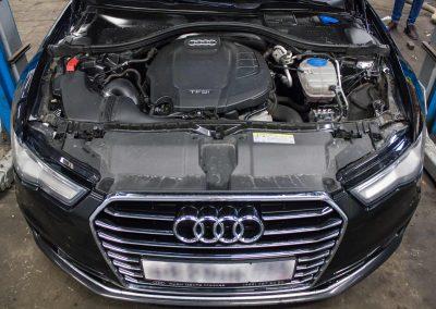 Замена комплекта цепи ГРМ Audi A6 1.8 TFSI