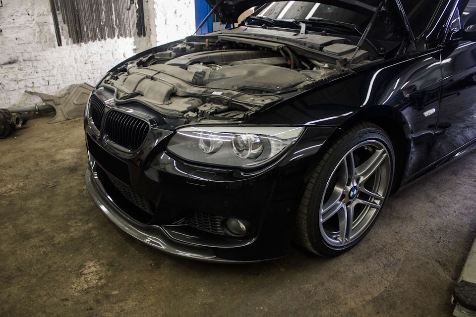 Техническое обслуживание BMW E92