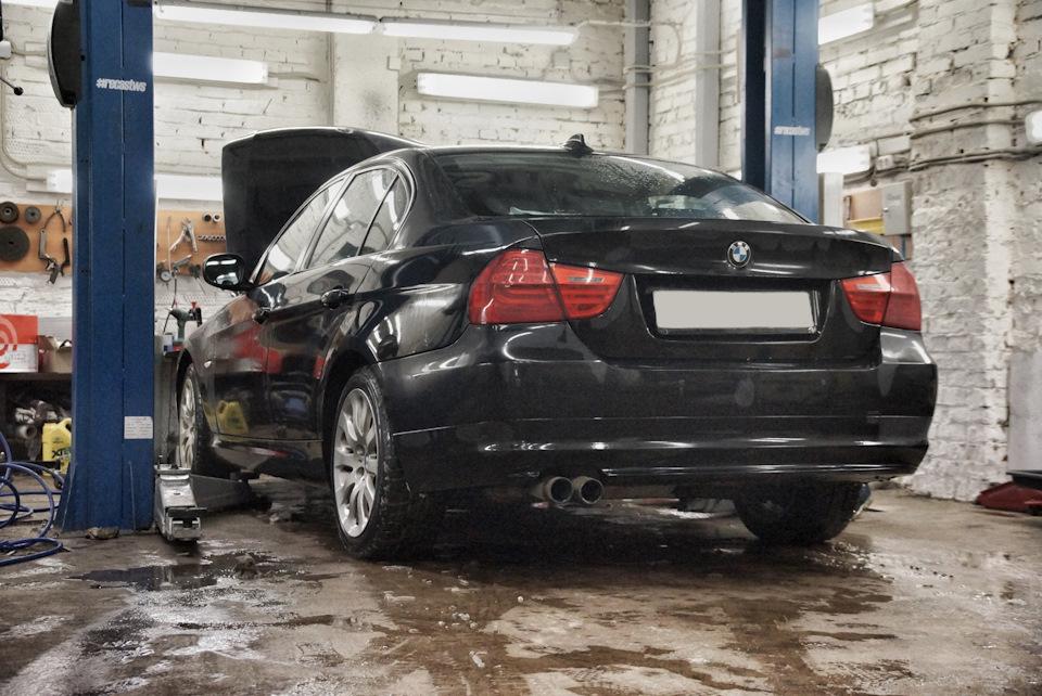 Техническое обслуживание BMW 3-series E90