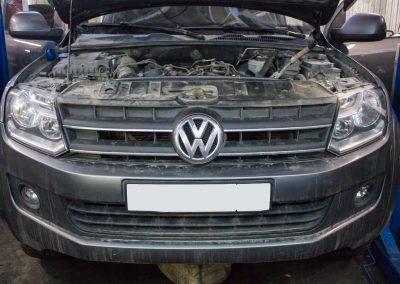Замена ремня ГРМ Volkswagen Amarok 2.0 TDI